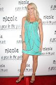 Gena Lee Nolin  at the 'Nicole' Maternity Collection Private Showing. Pea In The Pod, Beverly Hills, CA. 08-06-09