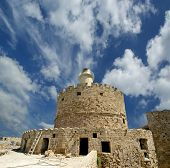 Rhodes Tower of St. Nicholas, Greece