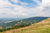 image of zar  - Mountain range of Little Beskids - JPG