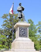 Confederate Soldier Grave Wilmington NC