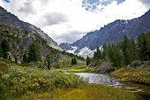 Altai lakes