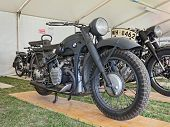Old Military Bmw R12