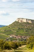 Vergisson Rock, Burgundy, France