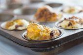 Makin Paleo Muffins