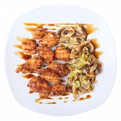 crunchy chicken