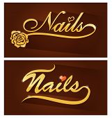 Nails Saloon Symbol