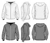 image of hoods  - Vector - JPG