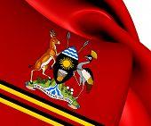 Presidential Standard Of Uganda