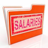 File Salaries Means Business Pay And Wage
