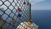 Padlocks On Formentor