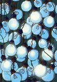 Lamp pattern