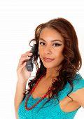 Pretty Girl On The Phone.