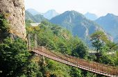 Fangdong Suspension Bridge