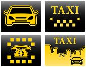 set icons for taxi
