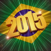 2015 Brazilian Flag