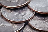 Quarter Cent Coins