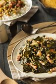 Southern Style Collard Greens