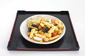 Otsumami rice cracker