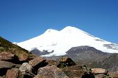 Elbrus - The Highest Mountain In Europe