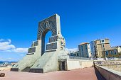 picture of 24th  - The Monument aux Mort in Marseille France - JPG