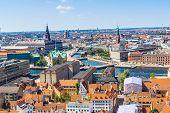 foto of copenhagen  - Copenhagen City Denmark Scandinavia - JPG