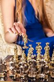 picture of chess piece  - Play chess - JPG