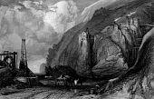 Botallack Village Tin Mine