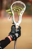 stock photo of lax  - high quality lacrosse theme - JPG