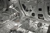 Basic Interior Skeleton Of A Car