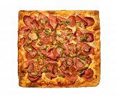 Pizza-Platz