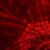 Dark-red fantasy design background
