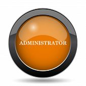 Administrator Icon poster