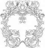 Royal Ornate Frame