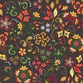 Eastern Patterns Seamless 5