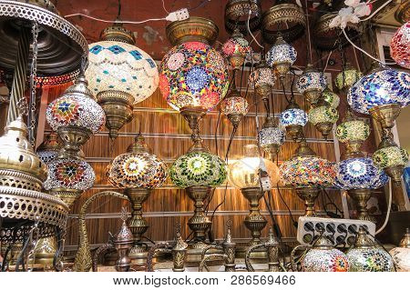 Exterior Grand Bazaar In Istanbul