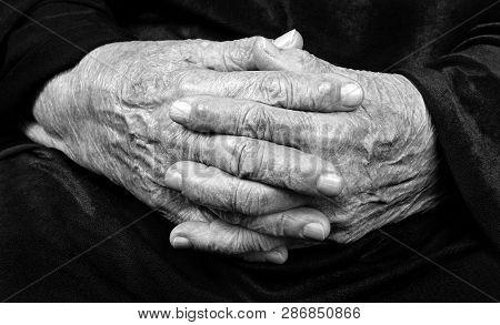 Hands Of A Fiery Woman