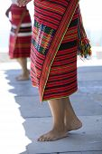 pic of ifugao  - Dancers performing an Igorot cultural dance from the Philippines - JPG