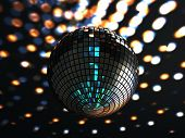 Mirrorball In The Disco