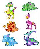 Dino_vector_set_02_color_02