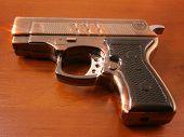 Pistol, Gun-cigarette-lighter