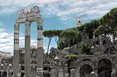 Rome, Italy.  Forum Romanum