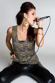 Latino vocal Künstler