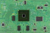 Modern Circuit Board Macro