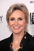 LOS ANGELES - 13 de outubro: Jane Lynch chega a Premiere de