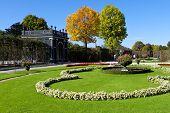 foto of schoenbrunn  - Beautiful park - JPG