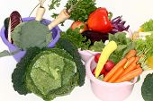 picture of healthy food  - healthy food is base for happy long life - JPG