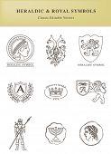 Heraldic & Royal Symbols