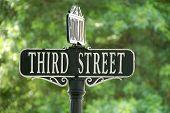 Third Street