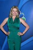 Jesse SpencerLOS ANGELES - JUL 27:  Megan Hilty at the NBC TCA Summer Press Tour 2013 at the Beverly