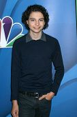 LOS ANGELES - JUL 27:  Max Burkholder at the NBC TCA Summer Press Tour 2013 at the Beverly Hilton Ho
